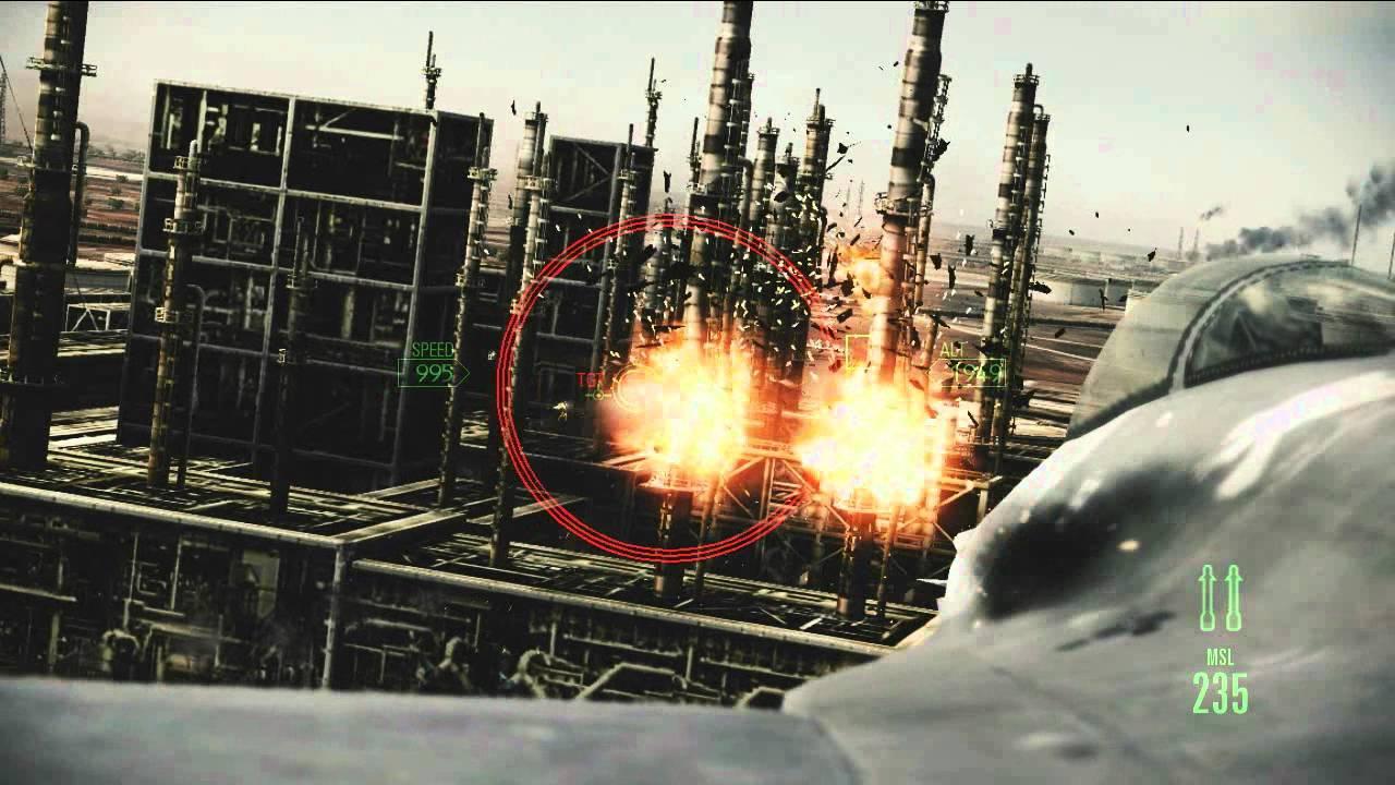 Ace Combat: Assualt Horizon Looks Familiar, But Who Cares?