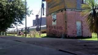 preview picture of video 'Tren Carguero los toldos general viamonte: ian molinos'