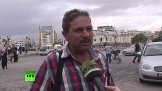Жители Сирии: Благодаря действиям России сирийский народ воспрянул духом