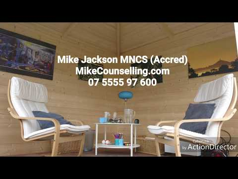 Mike Jackson Counselling Cabin