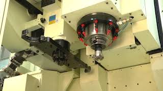 Special Machine 6 – Moving Column Vertical Machining Center