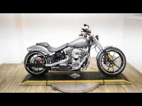 2016 Harley-Davidson Breakout® in Wauconda, Illinois