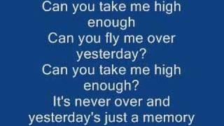 high enough (with lyrics)
