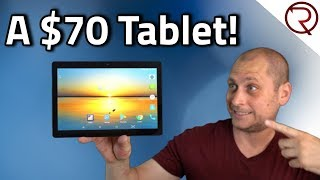 "Zonko 10.1"" Tablet Review - Is a $70 Tablet any good?"
