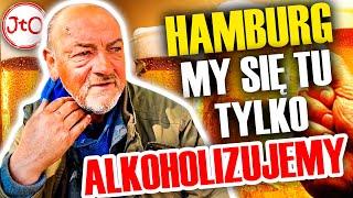 Hamburg – MY się TU tylko ALKOHOLIZUJEMY