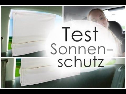 Test: Diago Sonnenschutz-Tuch für Seitenscheiben | Babyartikel.de