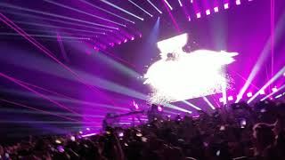 Alesso - Under Control & Let You Down (NF) live @ Bill Graham SF (6/15/18)
