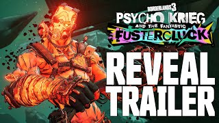 Видео Borderlands 3: Psycho Krieg and the Fantastic Fustercluck (Steam)