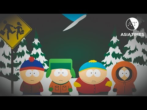 South Park sends satirical Rocket to China