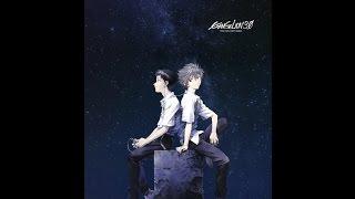 Gambar cover Evangelion 3.0 (Utada Hikaru - Sakura Nagashi)  Original Sound Track