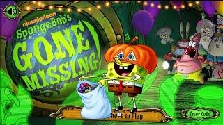 ¡Bob Esponja ha desaparecido! - Gameplay de Halloween – SpongeBob's Gone Missing - Nickelodeon