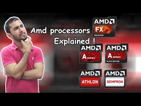 How to choose AMD processors Explained ! (Hindi)