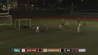 ECC field hockey final highlights: Stonington 1, East Lyme 0