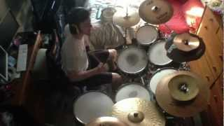 Blood On Your Hands (by Arch Enemy) Drum Jam