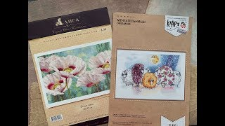 Jan Hicks Creates - Product Review - Russian Cross Stitch Kits From Mirkrestikom