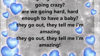 David Banner FT Chris Brown- Amazing (Official Lyrics)