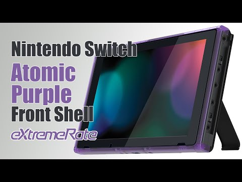 How to Replace the Nintendo Switch Console Front Shell - eXtremeRate