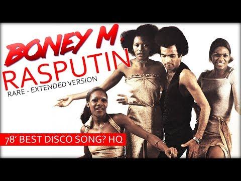Boney M. - Rasputin (rare extended version) HQ