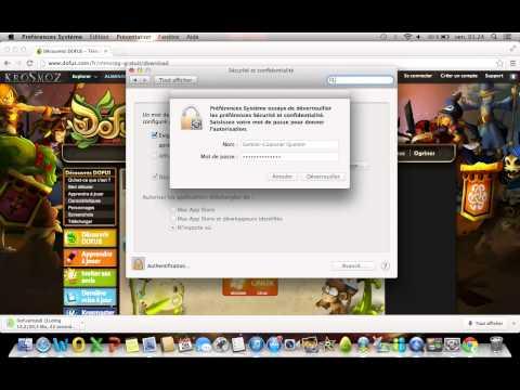 comment installer dofus sur mac