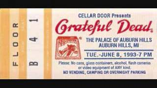 Grateful Dead - Picasso Moon 6-8-93