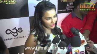 Priya Anand at Vai Raja Vai Audio Launch