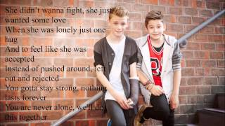 Bars and Melody - Stay Strong LYRYCS VIDEO/TEKST