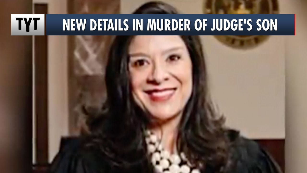 UPDATE: New Details In Murder Of Judge's Son thumbnail