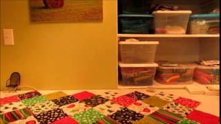 My 1st Christmas Table Runner.... Part 1
