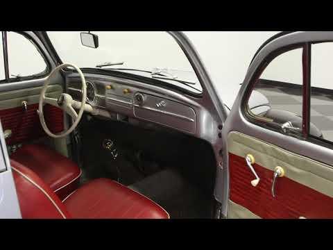 Video of '60 Beetle - M7TJ