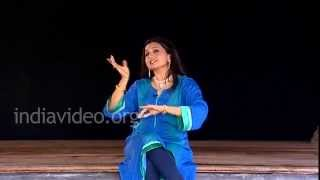Learn Kathak with Pali Chandra, Hindi 001 - Paran and Aamad
