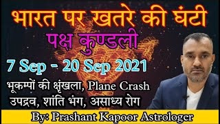 High alert for India – Earthquakes, plane crash, incurable diseases, riots to vitilate peace!