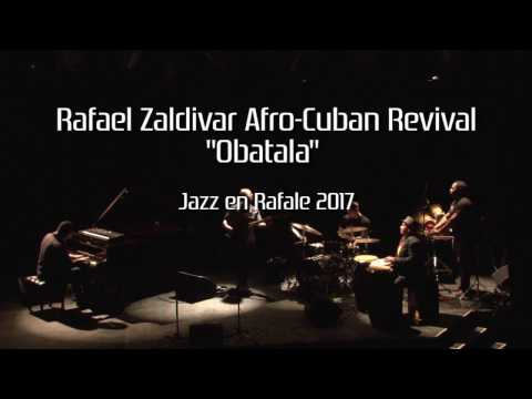 Rafael Zaldivar Afro-Cuban Revival - Obatala - TVjazz.tv online metal music video by RAFAEL ZALDIVAR