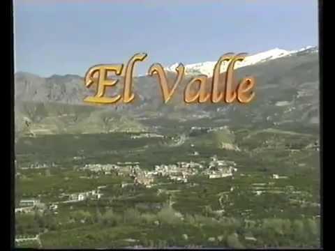 El Valle. Granada. Spain