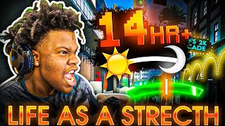 Life as a STRETCH isnt so bad after all 😂 (Hilarious) NBA 2K21
