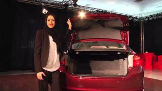 preview picture of video 'Launch of Honda city 2014 full updates on its new features in Arabic by National Motor Company'