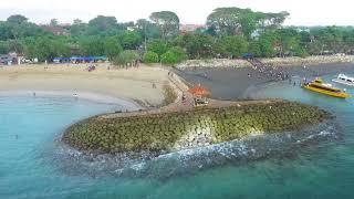 Sanur Beach Bali | Cinematic Video | DJI PHANTOM 3