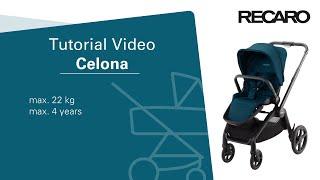RECARO Celona Tutorial Video