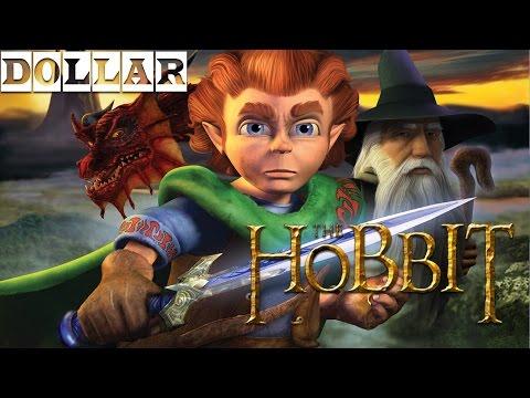 The Hobbit - Хоббит: Предыстория саги Властелин колец - Прохождение (1)