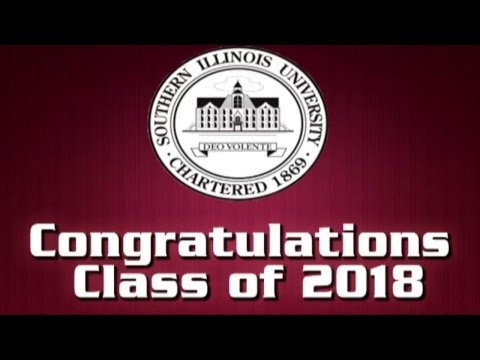 SIUC Spring 2018 Commencement | 1:30PM Session