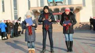 preview picture of video 'Новогодний хоровод г.Семей'