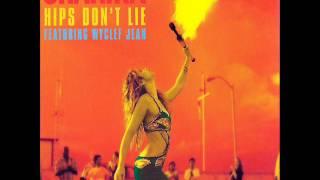 Shakira - Hips Don't Lie (Bamboo Remix) (single)
