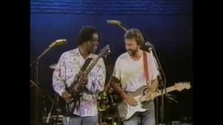 Eric Clapton og Buddy Guy At Ronnie Scotts (FULL) The Clapton Sessions 1987