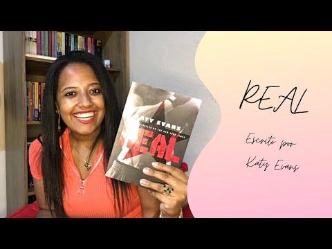 Resenha do Livro Real - Katy Evans