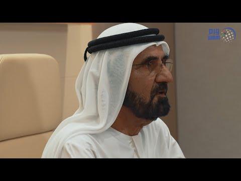 العرب اليوم - نائب رئيس الإمارات الشيخ محمد بن راشد يهنئ أبطال القراءة العرب