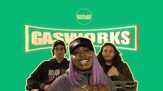 Ms Banks chats Nicki Minaj, Rappers sliding into her DMs & Religion | GASWORKS