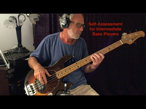Test Your Intermediate Bass Playing Skills