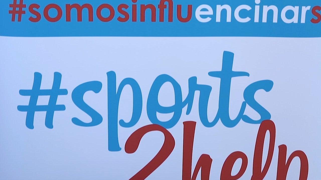 Día del Deporte El Encinar: #sports2help