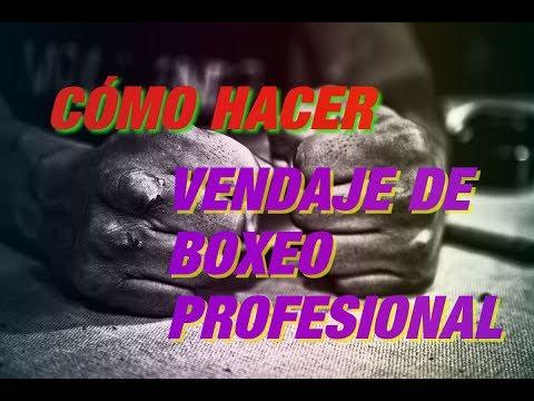 ¡VENDAJE PROFESIONAL DE BOXEO! - VENDA COMO UN PRO (Teaser) Ft. Rogelio C. Betancourt