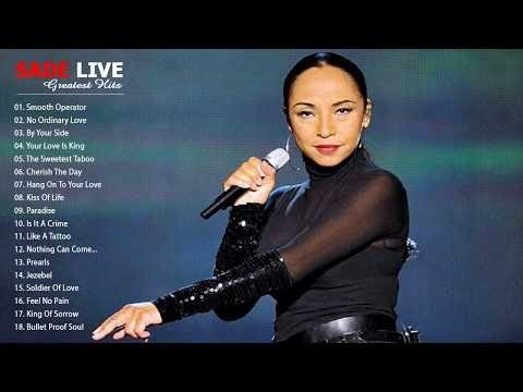 The Best Of Sade – Sade Greatest Hits Playlist Full Album Live