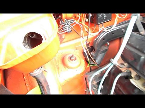 Die technische Aufgabe auf das Benzin und 95